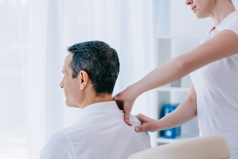 Office Massage in Nottinghamshire